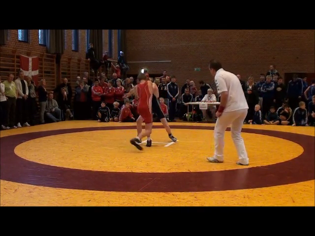 Hold DM 2011 Marius Ottesen VS Markus Winther