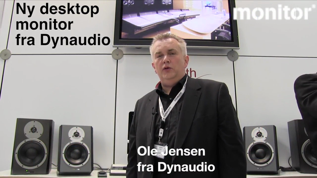 Dynadio på Prolight + Sound 2012