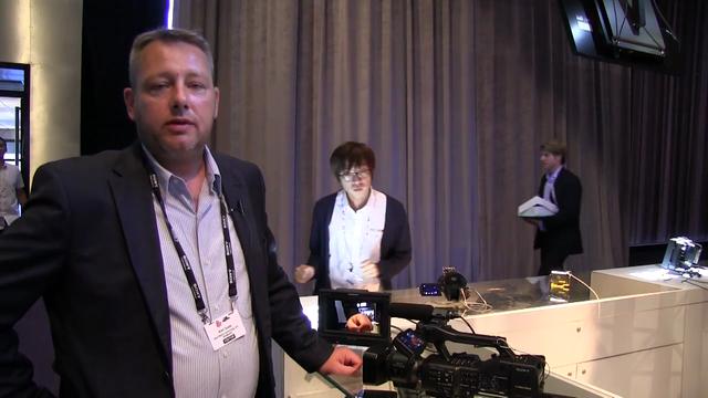Sony på IBC 2012