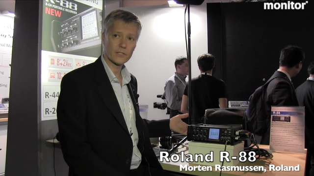 Roland Systems Group på IBC 2012