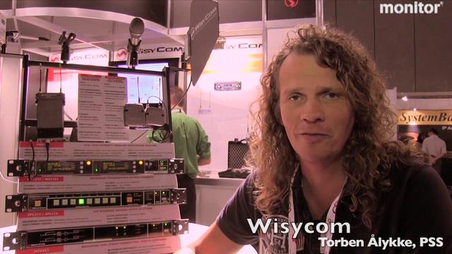 Wisycom på IBC 2012