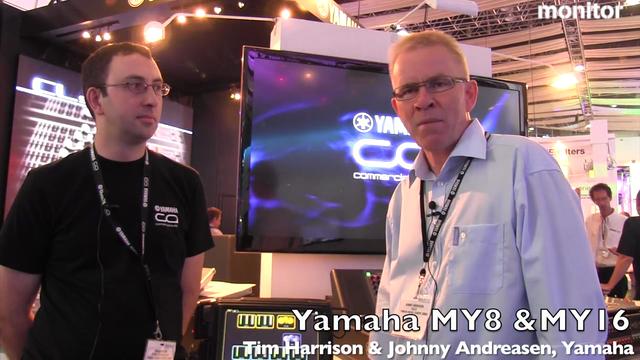 Yamaha på Plasa 2012