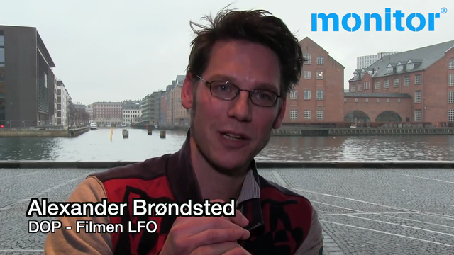 Interview med Alexander Brøndsted