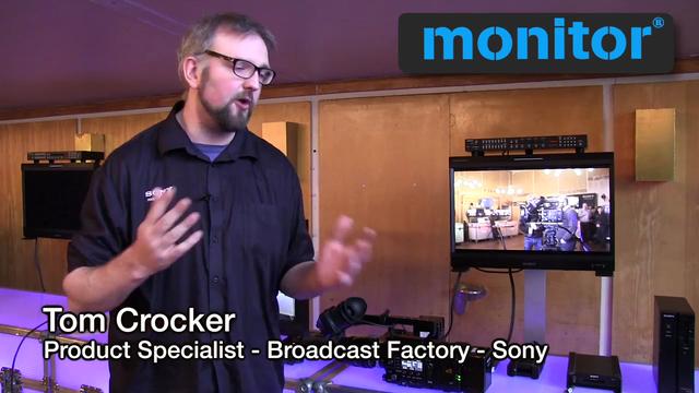 Teknisk gennemgang af Sony F5/F55