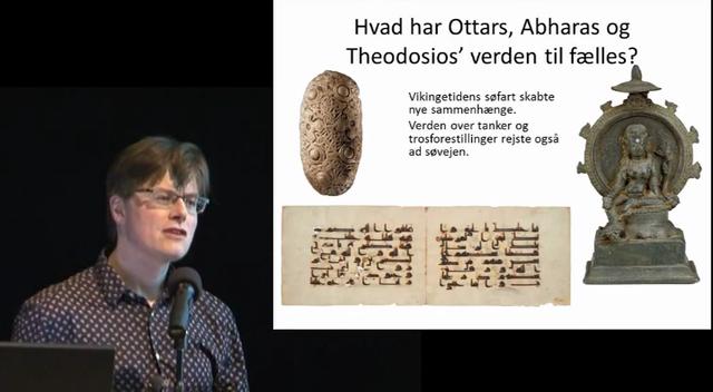 Marts, 2014: På sporet af verden i vikingetiden