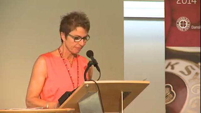Grete Christensens tale