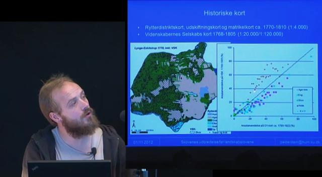 Fjerde foredrag: Skovenes udbredelse i Danmark før landskabslovene
