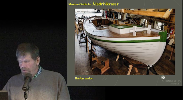 Foredrag: Åledrivkvase