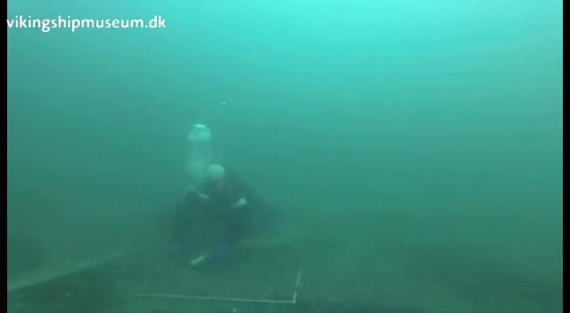 Nyt fra museets marinarkæologiske arbejdsmark 2015