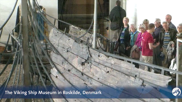 Discover the Viking ship Museum