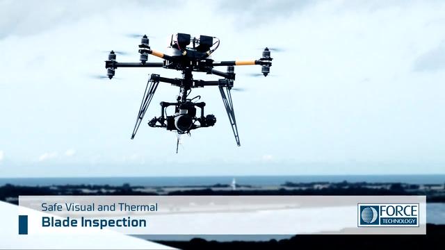 Droner til kvalitetssikring