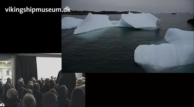 Foredrag om Skjoldungens togt til Grønland