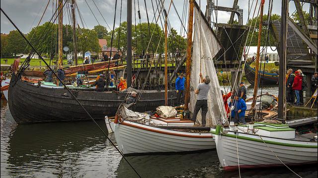 Træf Fjordens Træbåde 2019