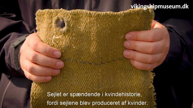 Viking talks i efterårsferien 2021 - Kvinder i vikingetiden