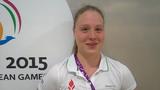 Josefine B. Pedersen fortæller om sine EJM-resultater