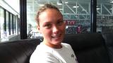 Mie Ø. Nielsen fortæller om sin deltagelse ved DM 2015