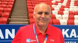 Nick Juba fortæller om Kazans faciliteter