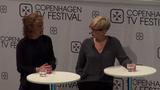 ANE CORTZEN MØDER DR1 OG TV 2