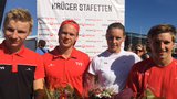 """Jackies babes"" vinder Krüger Stafetten 2016"