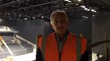 LEN´s direktør på besøg i Royal Arena