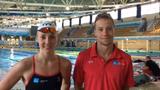 Marina Heller Hansen og Anton Ørskov Ipsen fortæller om VM pre-camp