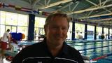 Dean Boles tjekker VM-faciliteterne ud i Budapest.