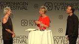 ANE CORTZEN MØDER DR3 OG TV2 NETWORKS