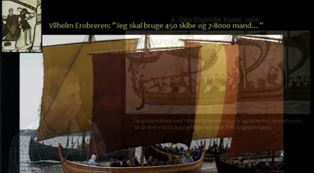 Andet foredrag: Skibet og skoven  skibstypers afhængighed af tilgængelige ressourcer