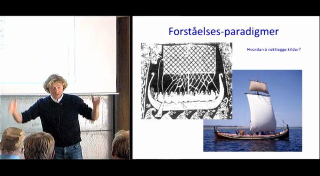 Rekonstruktion af sejl ? håndværksmæssige udfordringer