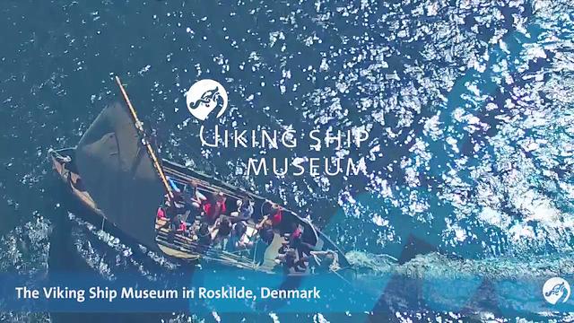 Velkommen til Vikingeskibsmuseet!