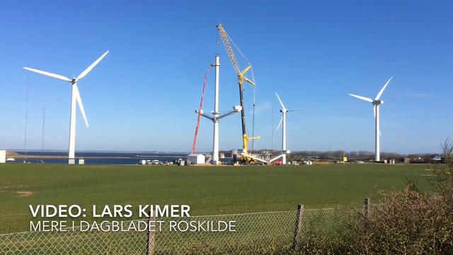 ab413e6df764 Nu skal vindmøller have 12 vinger - Roskilde WebTV