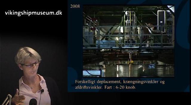Oseberg foredrag ved Vibeke Bischoff, del 1