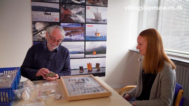 Flintsamling fra Bisserup - spor af en sunken verden