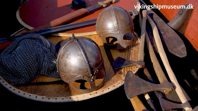 Viking talks i efterårsferien 2021 - Vikingekrigeren